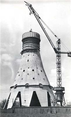 А Вы знаете, как строилась Останкинская телебашня? Вот ФОТО