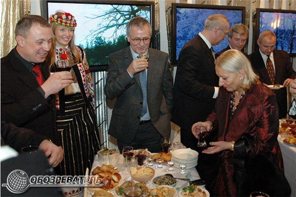 Как новый министр Вовкун отметил свое назначение. ФОТО