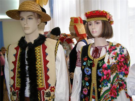 Открылся музей национальной одежды Украины