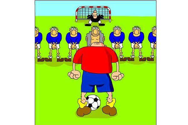 Спортивные карикаДУРКИ