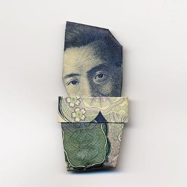 Деньги с президентами для чего нужны? Для оригами! ФОТО