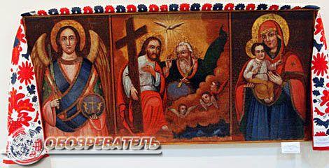 Виставка старожитностей України. Подивися, як жили предки.