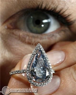 Кращі друзі жінок - діаманти. Унікальні ...