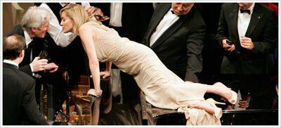 Як розважається п'яна Шерон Стоун