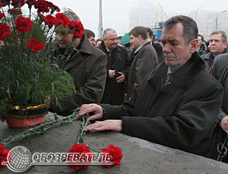 У Києві відкрили пам'ятник воїнам-інтернаціоналістам