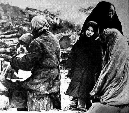 Сталінград в ці дні, 65 років тому. ФОТО