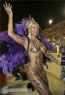 Дихайте глибше! Карнавал в Ріо - 2007
