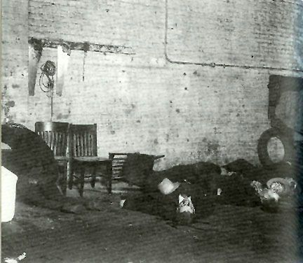 Різанина в день Святого Валентина. 1929. 14 лютого, Чикаго