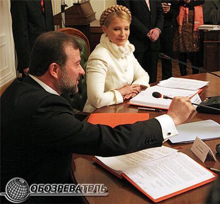 Україна та коаліції. Частина третя, романтична ...