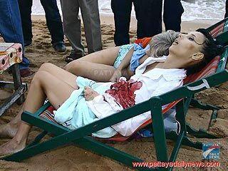 Они убивали российских девчат. Место убийства туристок. ФОТО