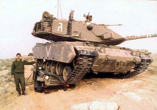 Весна. Стволы встают, танк на танк лезет... 9 ФОТО
