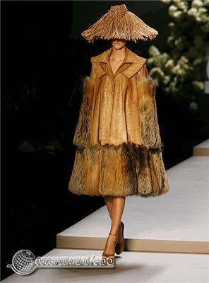 Паризький показ модного будинку Крістіан Діор. ФОТО