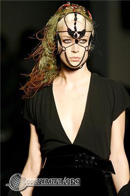 Геніальна мода від Жан-Поля Готьє. Фоторепортаж