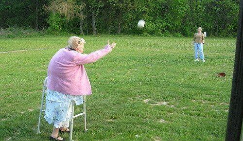 Прикольные бабушки-старушки. Хотите к такой на каникулы?ФОТО