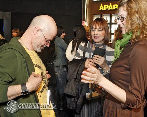 Ukrainian Fashion Week. День третій: космічний Андре Тан