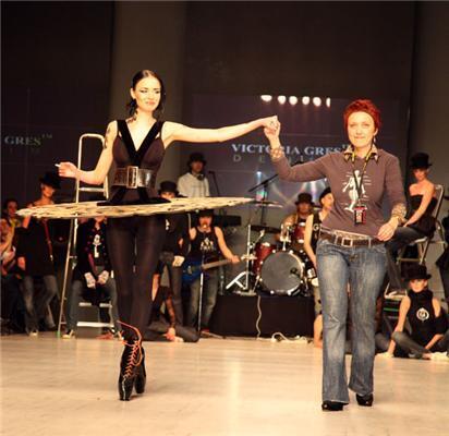 Fashion Week. День 4: Сажотруси і пуанти з підборами