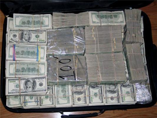 $ 205 млн готівкою! Обшук наркобарона в Мексиці. Фото ГРОШЕЙ!