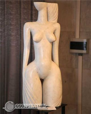 Вперше в Україні скульптурний салон такого масштабу. ФОТО