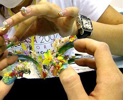 Дівчатам - 12 ідей для манікюру. Каструлі чоловік помиє! ФОТО