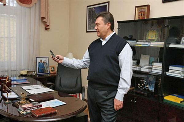 В гостях у прем'єра. Журналісти на дачі Віктора Януковича