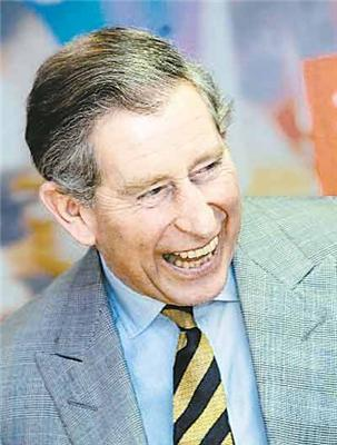 Принц Чарльз лапал студентку из Бразилии