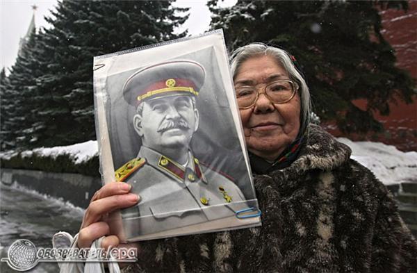 Сталін завжди живий. Москва відзначила річницю смерті вождя