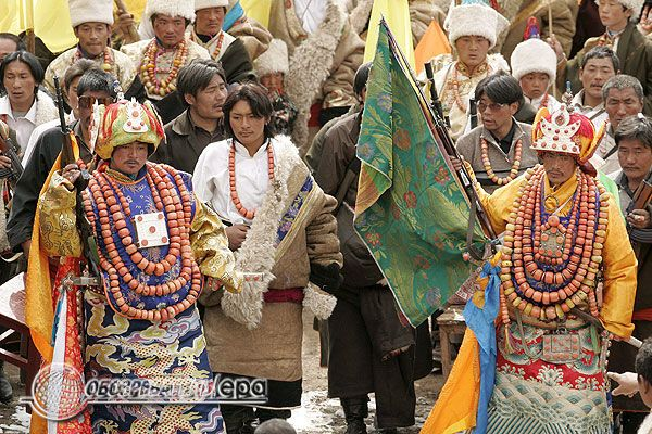 Тибетський Новий Рік і свято Великої молитви. Фоторепортаж