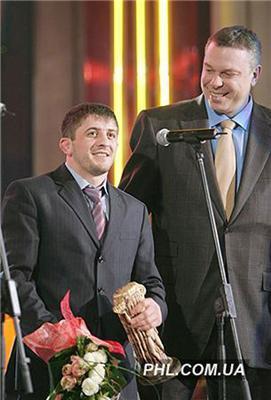 Украина выбрала героев спортивного года. Фоторепортаж