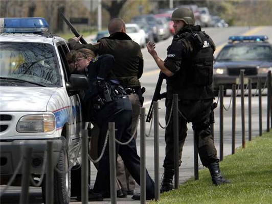 Страшная трагедия: в университете расстреляны студенты. ФОТО