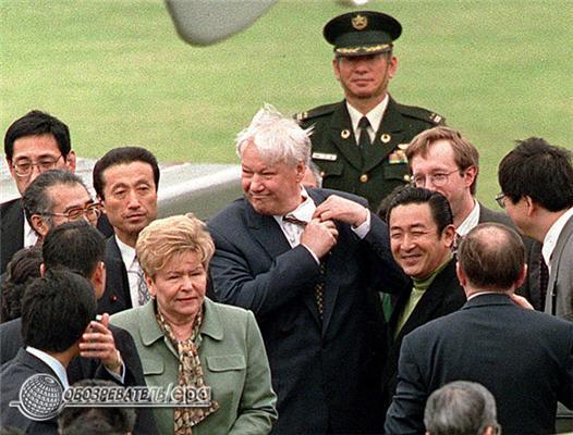 Борис Ельцин, которого вы не знали. Много фотографий