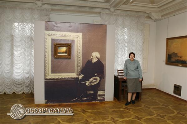 Для тех, кто не успел на выставку Айвазовского, 24 апреля 2007