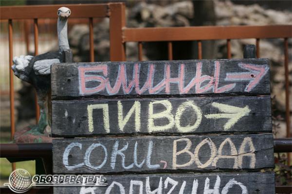 Львиный секс на открытии киевского зоопарка!