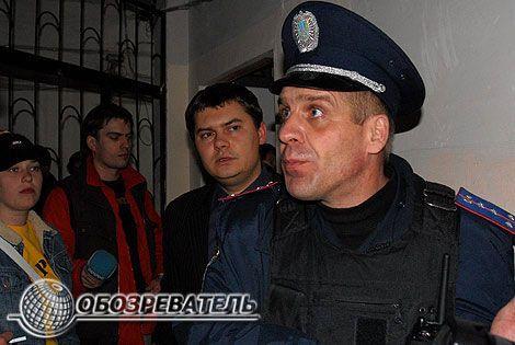 Активісти «Пори» побили одне одного. ФОТО