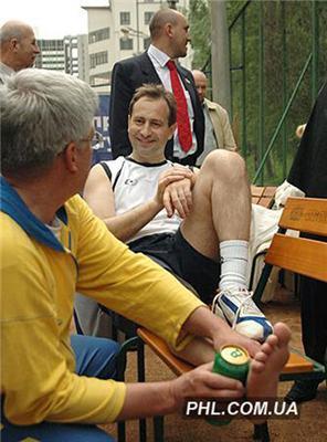Партія в теніс закінчилася для Томенко переломом. ФОТО