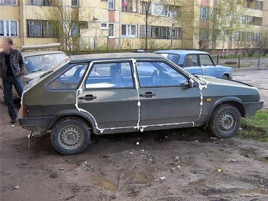 Страшна помста за неправильну парковку. Не для слабкодухих