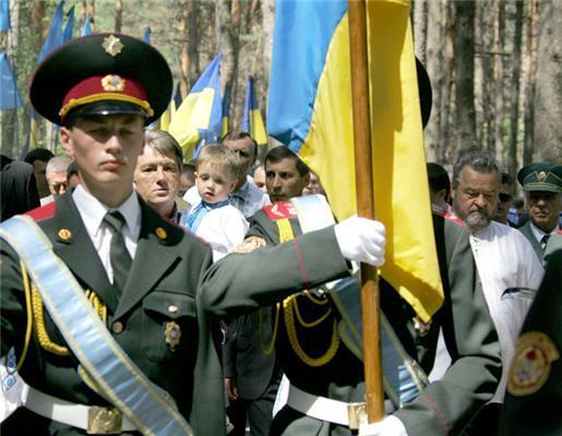 Президент почтил память жертв сталинского режима в Быковне