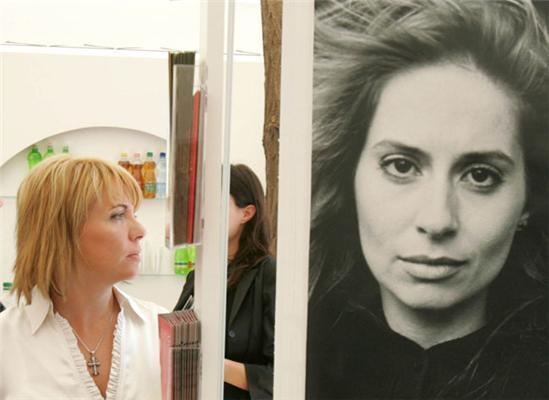 Катерина Ющенко побувала на ринку в Каннах. Фоторепортаж