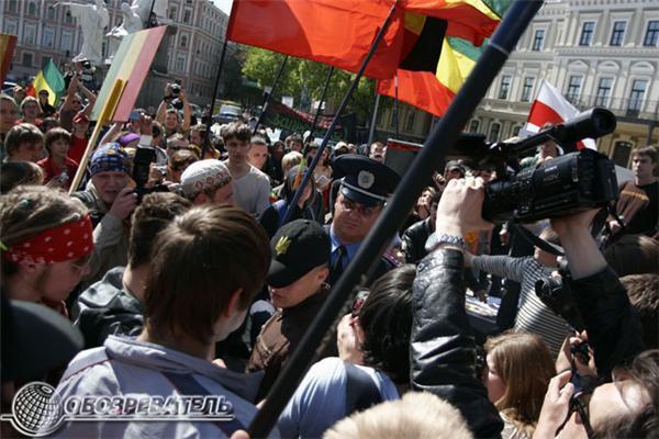 Марш свободы. Фоторепортаж