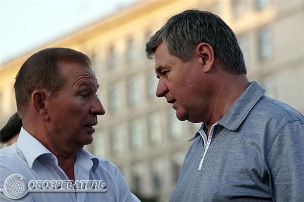 Посол раздавал презервативы, а Пинчук - горячие поцелуи.ФОТО