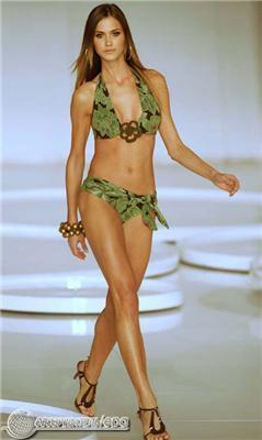 Пляжна мода: кращі купальники 2007 із Сан-Пауло. ФОТО