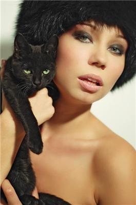 Кошечки и их киски. Кому что нравится больше? ФОТО