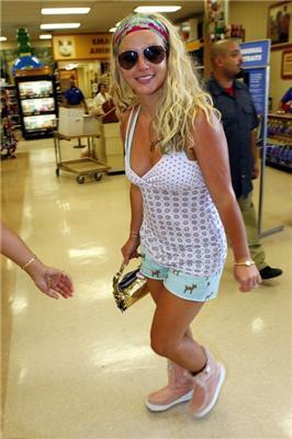 Бритни Спирс готовится к необычному концертному туру