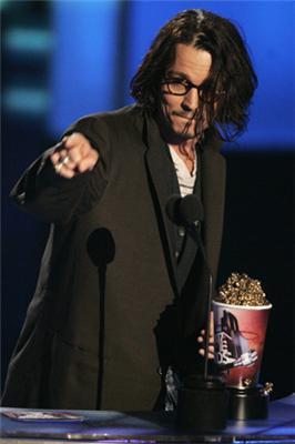 В США прошла церемония вручения Кинонаград MTV. ФОТО