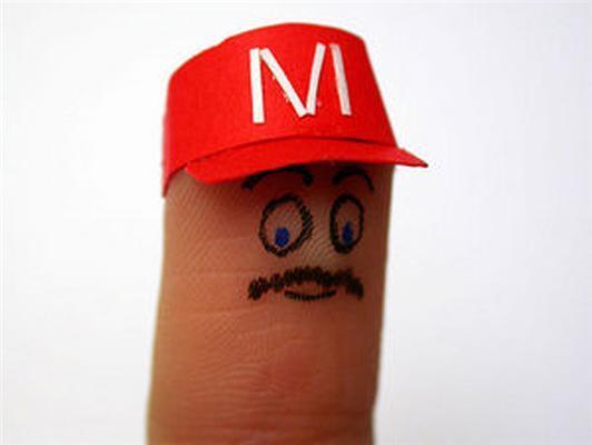 Покажи світу середній палець. ФОТО