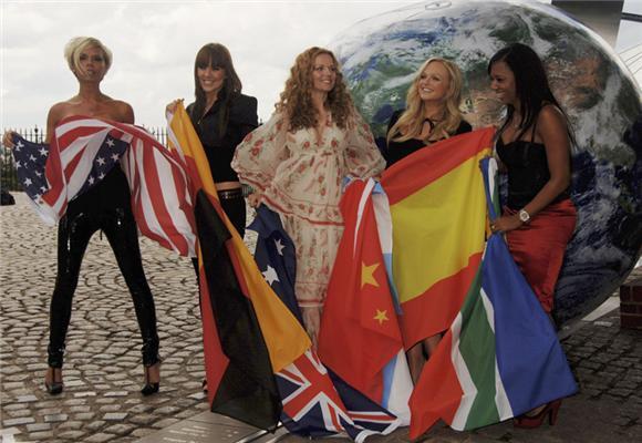 Группа Spice Girls воссоединилась для гастролей