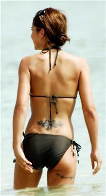 Шерил Твиди. Татуированная звезда Плейбоя. ФОТО