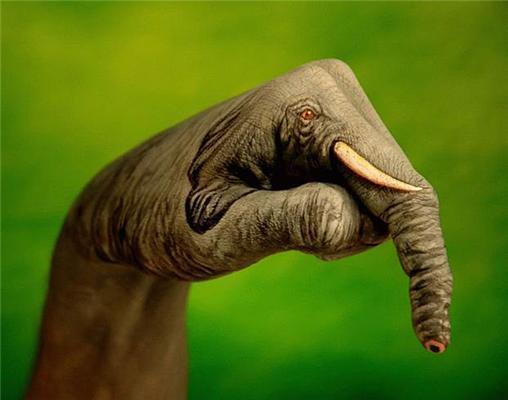 У некоторых руки действительно не для скуки! ФОТО