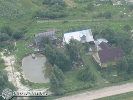 Шуфрич на блакитному вертольоті кружляє над Волинню. ФОТО