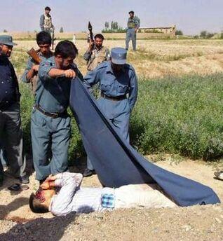ФОТО второго расстрелянного афганцами заложника-корейца
