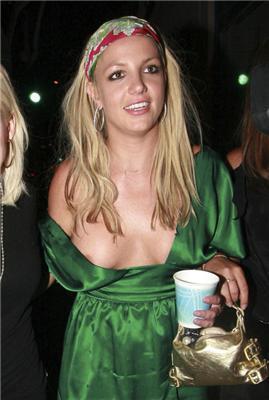 Брітні Спірс показала папарацці груди і дупу. ФОТО